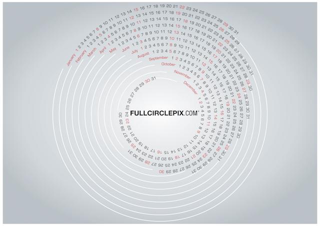 FC 2012 calendar